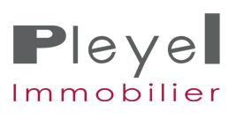 Logo Pleyel Immobilier